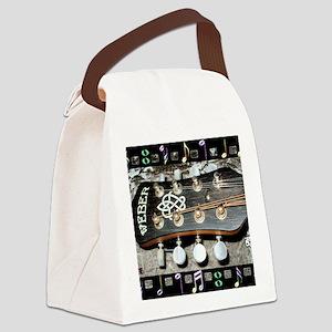 Wbermandolintag2011 Canvas Lunch Bag