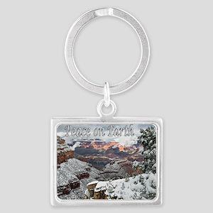 peace_on_earth_DSC0721 copy cop Landscape Keychain
