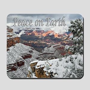 peace_on_earth_DSC0721 copy copy Mousepad