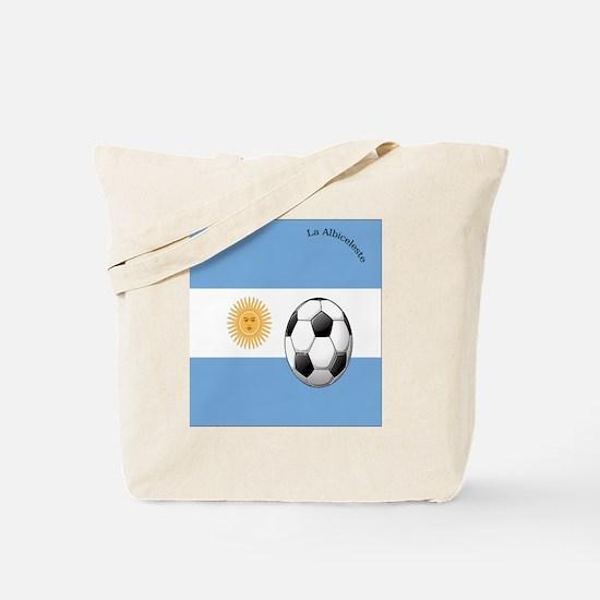 argentina copy Tote Bag
