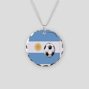 argentina copy Necklace Circle Charm
