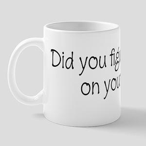 FigureThatOutLight Mug
