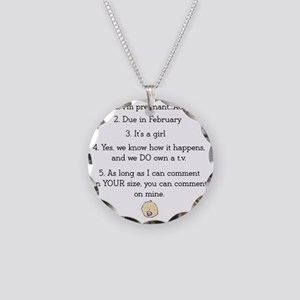 for reany Necklace Circle Charm