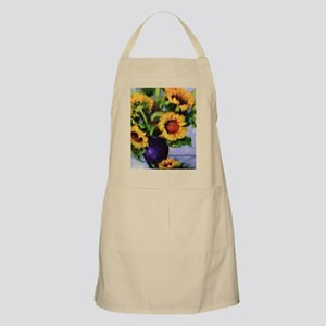 Sunchild Sunflowers Apron