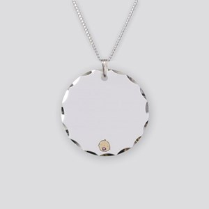 for reany-wh Necklace Circle Charm
