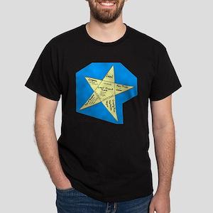 Shopping Star Dark T-Shirt