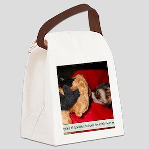Azzy Rudolp a Canvas Lunch Bag