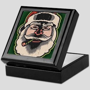 smokin-santa-LG Keepsake Box