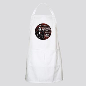 Make an Offer Apron