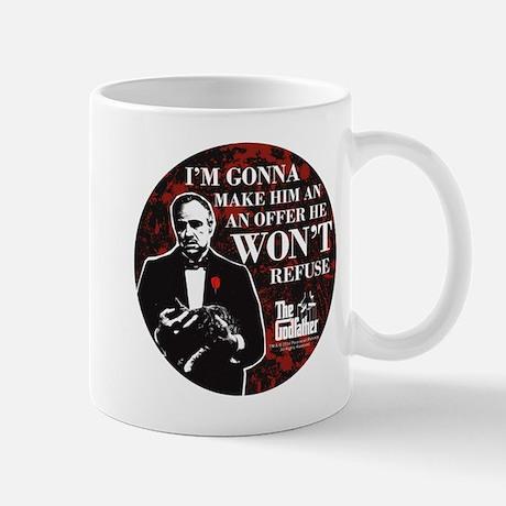 the Godfather Make an Offer Mug