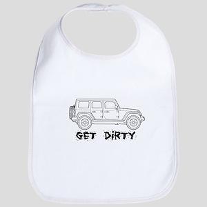 Get Dirty Bib