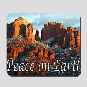peace_on_earth_DSC1057 copy copy Mousepad