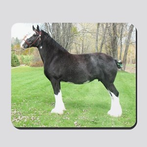 English Shire Mare Mousepad