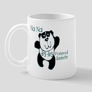 Nai Nai Panda 2 Mug