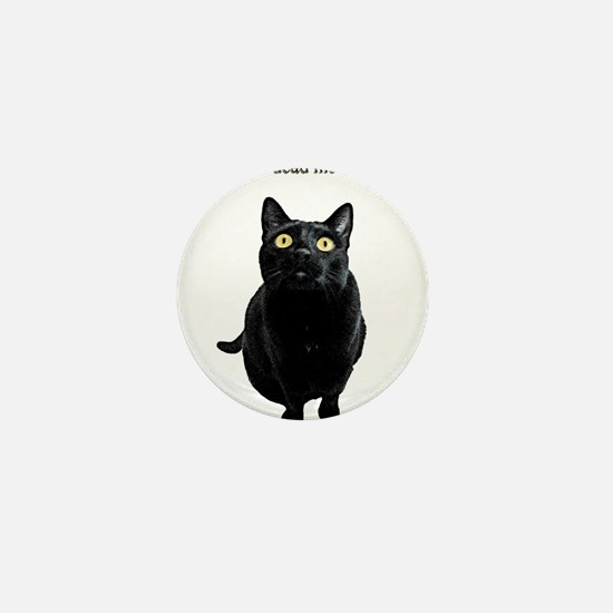 I See Dead Mousies Mini Button (10 pack)