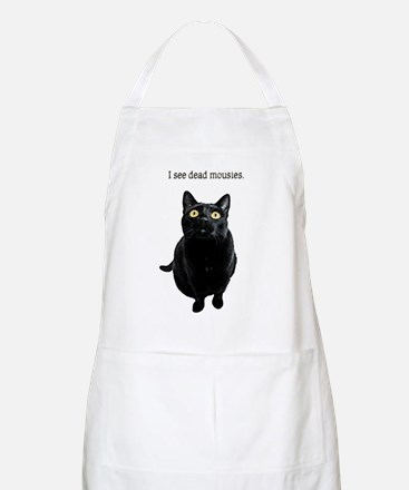 I See Dead Mousies Apron