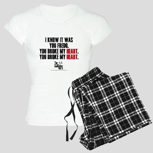 I Knew It Was You Women's Light Pajamas