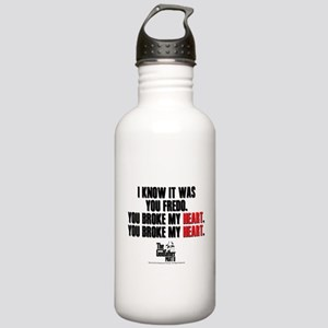 I Knew It Was You Stainless Water Bottle 1.0L