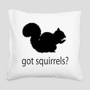got19 Square Canvas Pillow