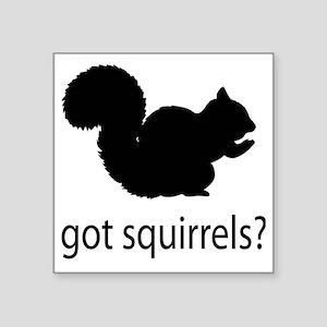 "got19 Square Sticker 3"" x 3"""