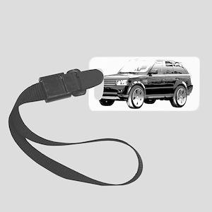 Range Rover 01 Small Luggage Tag