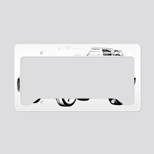 Range Rover 01 License Plate Holder