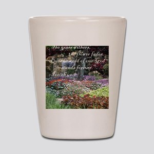 stands_forever Shot Glass