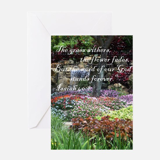 stands_forever Greeting Card