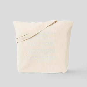 probgodW Tote Bag