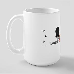 Newfiebumper Large Mug
