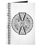 Celtic Knotwork Dragons Journal