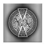 Celtic Knotwork Dragons Decorative Tile