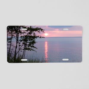 LKsu5.78x3.207 Aluminum License Plate