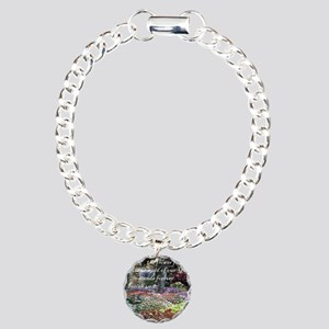 stands_forever Charm Bracelet, One Charm