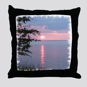 LKSu1010 Throw Pillow