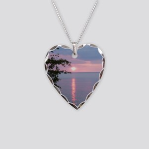 LKSu1010 Necklace Heart Charm