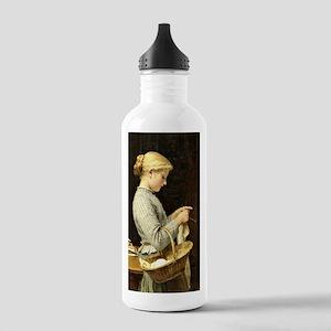 Albert Anker - Knittin Stainless Water Bottle 1.0L