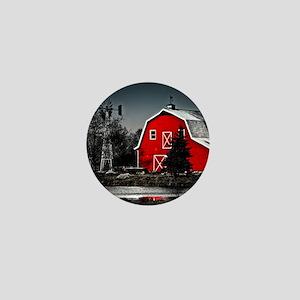 Newbury barn Mini Button