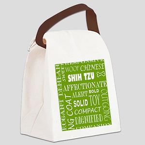 SHIH TZU_edited-2 Canvas Lunch Bag