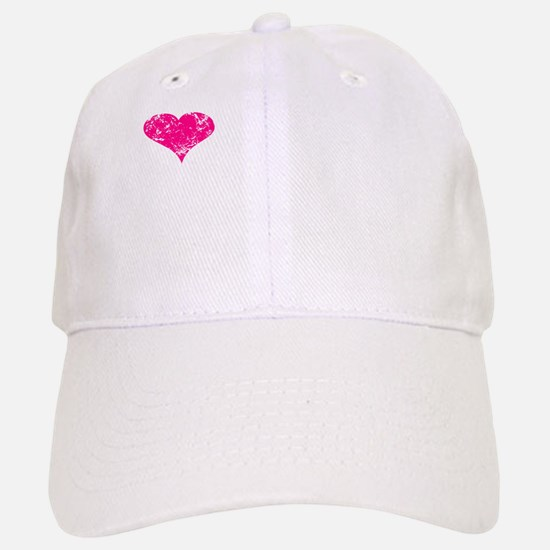 TwiThing Heart Pocket -dk Baseball Baseball Cap