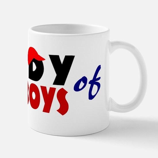 Daddy of twin boys Mug