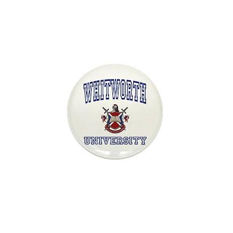 WHITWORTH University Mini Button (100 pack)