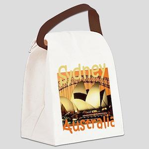 SYDNEY Canvas Lunch Bag
