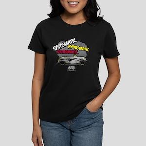 Greased Lightning Lyrics Women's Dark T-Shirt
