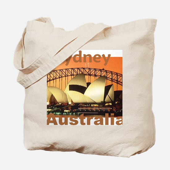SYDNEY Tote Bag