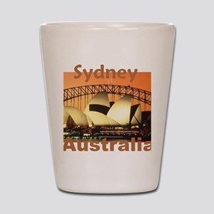 SYDNEY Shot Glass