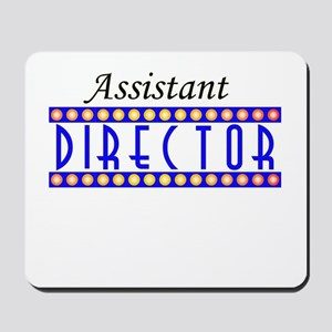 Assistant Director Mousepad