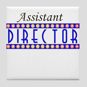 Assistant Director Tile Coaster