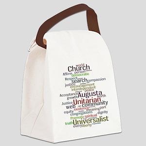 UUCA_UUA_Worldle Canvas Lunch Bag