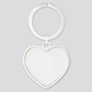 god light Heart Keychain